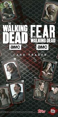 Topps the walking dead card trader account PICK ANY 9 UNLOCKED CARDS FOR JUST $3