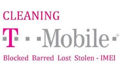 T-Mobile Usa Imei Unbarring/Cleaning Service For Iphone/Android/Generic Phones