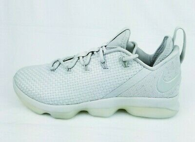 new style 1d121 b6329 Nike Lebron XIV 14 Low Basketball Shoes Light Bone 878636-004 Men s Multi  Sizes