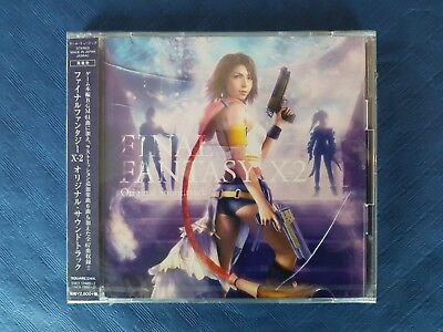 CD BO / Original Soundtrack (OST) Music Final Fantasy X.2 HD remastered