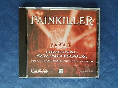 CD BO / Original Soundtrack (OST) Music Painkiller