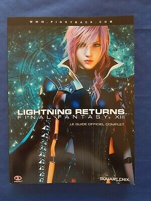 Guide Final Fantasy XIII Lightning Returns français