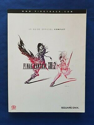 Guide Final Fantasy XIII.2  français
