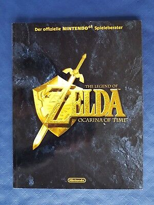 Spieleberater: The Legend of Zelda: Ocarina of Time Nintendo 64 Deutsch gebrauch