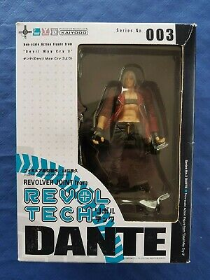 Devil May Cry Dante Revoltech N°3
