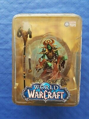 World Of Warcraft Undead Warlock Figure Sota Toys, rare
