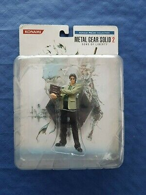 Metal Gear Solid 2 Figurine Hal Emmerich