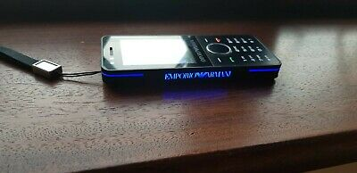 a5dd5ea15519 SAMSUNG EMPORIO ARMANI M7500 Mobile Used and in Full Working Order ...
