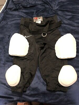 bed748349569 NIKE YOUTH BOYS Recruit Integrated Football Pants No Knee Pads Dirty ...