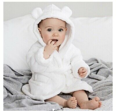 The Little White Company Dressing Gown