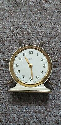 Vintage smiths Empire mantle clock desk top