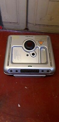 Shoprider Sovereign  deluxe rear panel shroud cover silver