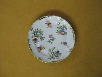 Herend Dinner 10 Inch Plate