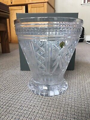 Waterford Crystal Large Champagne Ice Bucket The Millennium Collection 5 Toast