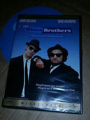 The Blues Brothers New DVD Collector's Ed, Expanded Version, Snap Case, Wide l