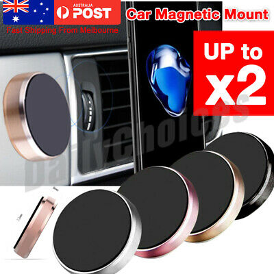 Universal Magnetic Magnet Car Phone Holder Mount Stand iPhone XS Max Samsung S10