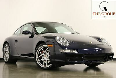 2005 Porsche 911 Carrera 997 2005 Blue Carrera 997 2 DOOR COUPE,LEATHER,TIP TRONIC,ALL PWR,73K GREAT SHAPE