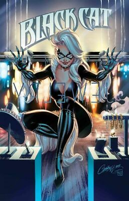 Black Cat # 1 J Scott Campbell Cover Presale 06/05/19
