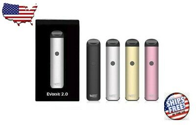 Yocan Evolve 2.0 All-in-1 Pod System Voltage Variable.-Ships free in he US