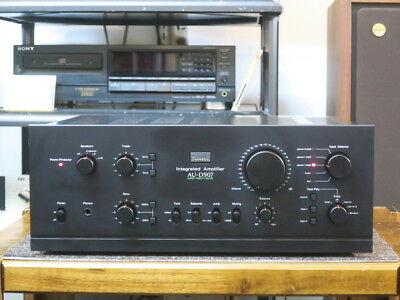 USED SANSUI AU-D907 MOS Vintage Integrated amplifier (transistor) from Japan