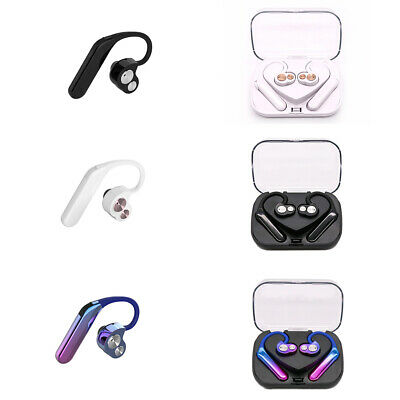 Bluetooth 5.0 Wireless Earbuds Ipx7 Stereo Sound Sports Headphone High Quality
