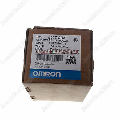 New In Box  Omron Temperature Controller E5CZ-Q2MT E5CZQ2MT 100-240VAC