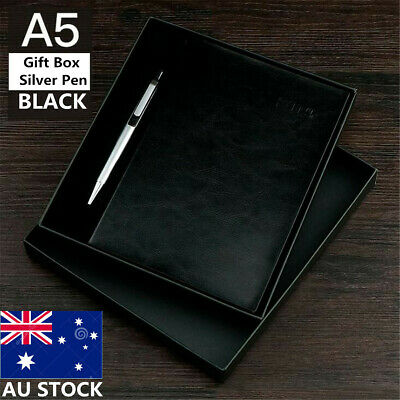 AU 2019 A5 Notebook Planner Monthly Weekly Schedule Diary Work Organizer Gift