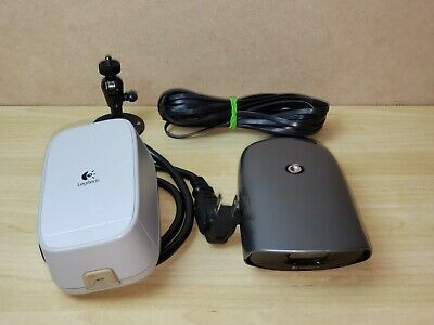 24d52594ac1 Logitech Alert 700e Outdoor Add-On HD Quality Security Cam w/night vision  Tested