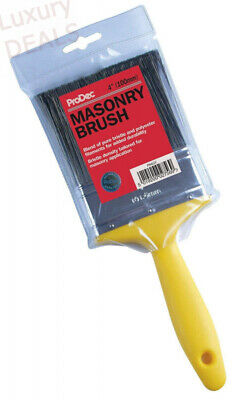 "ProDec PR5GY Professional Masonry Brush 5"", Multi"