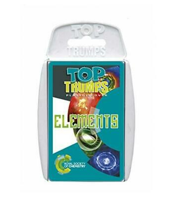 Top Trumps Chemistry Cards – 23 Jul 2014