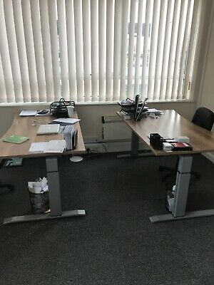 X3 Office workstation, office table, computer desk, office furniture,