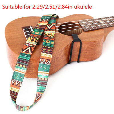 Electric Guitar Strap Bass Strap Belt with Leather' End for Acoustic Guitar Bass