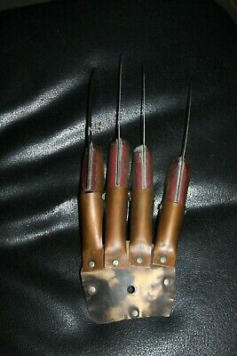 A Nightmare on Elm Street - Freddy Krueger Glove 1984 Backplate and Blades
