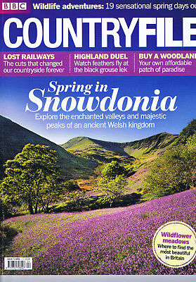 COUNTRYFILE magazine. Issue 71.  April 2013.  Excellent condition.