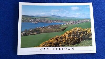 Campbeltown Unused Postcard