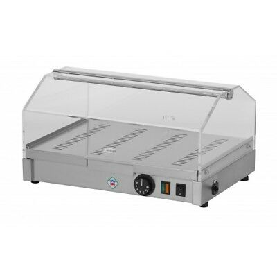 RM Gastro Commercial Heated Pastry Display Window Case