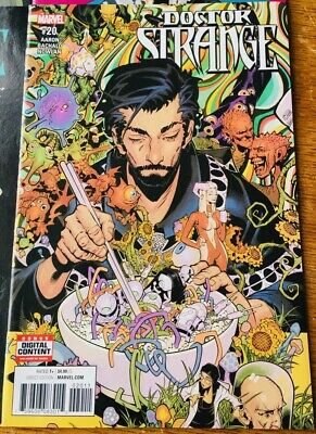 DOCTOR STRANGE by Jason Aaron Bachalo #1-20 2016 COMPLETE RUN MINT extras marvel