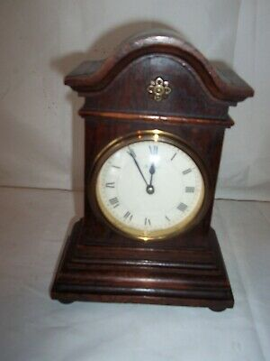 Lovely Japy French Platform Escapement Mantle Clock In Great Working Condition..
