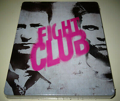 Blu Ray Steelbook Zavvi Fight Club Neuf & emballé (New & Sealed)