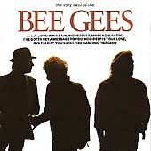 The Very Best of the Bee Gees CD Free P+P