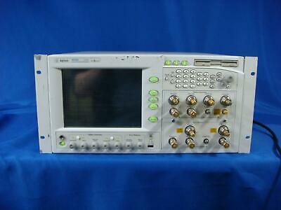 Agilent HP Keysight 86130A 3.6Gb/S BitAlyzer Error Performance Analyzer Opt H02