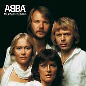 Abba - The Definitive Collection - 2 x CD Set with Booklet and Slipcase