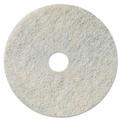 "Niagara Natural White Burnishing Pad, 27"" Dia MMM35085"