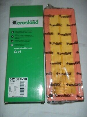 Brand New Crosland A20349 Air Filter Chrysler Ypsilion 846 2011-2014 Fiat 500