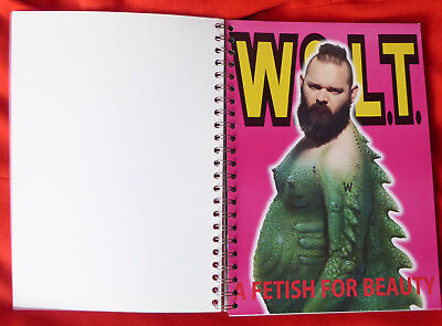 catalogue W.&L.T. W&LT  collection Summer 1998 Walter van Beirendonck Fotoband