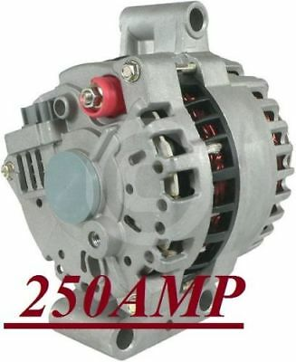 Ford F Pickup DIESEL 6.0L Alternator  2006 2007 250 HIGH AMP Excursion 6.0L