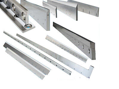 New Direct Drive 2000mm Metal Guillotine Blades Compatable With Edwards Shears