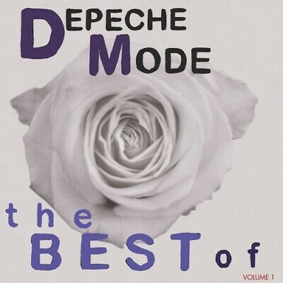 Depeche Mode / The Best of Vol. 1 (Greatest Hits) AS NEW CD