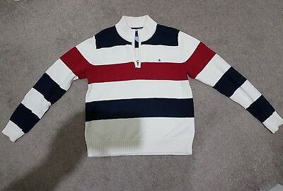 Tommy hilfiger boys jumper