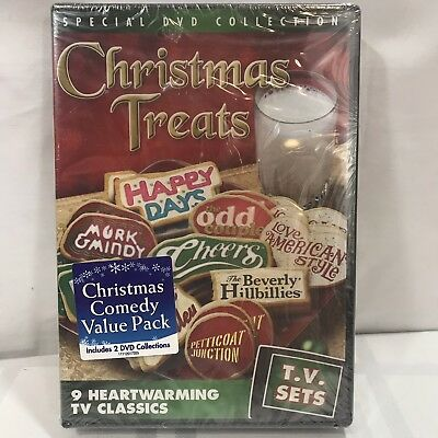 Christmas Comedy Value Pack 2 Dvd Collections TV Classics Holiday Shows